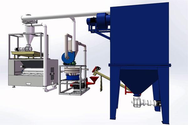 铝塑分离回收设备厂家