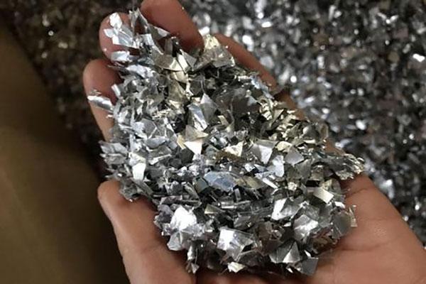 电容破碎分选出的铝